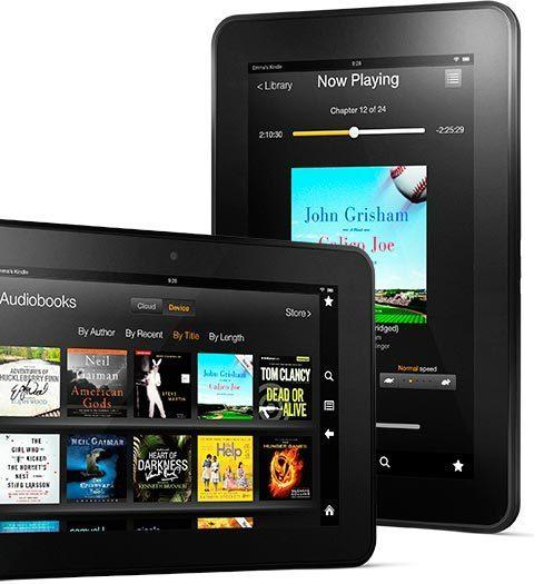 Amazon 8.9-inch Kindle Fire HD