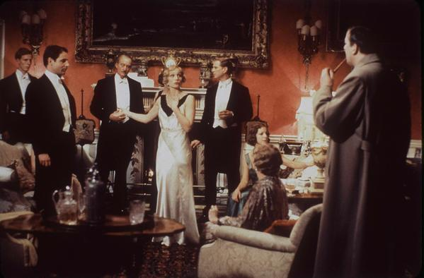 """Gosford Park"" was nominated for seven Oscars including best picture. Helen Mirren and Maggie Smith were also nominated for supporting actress for their roles in the movie."