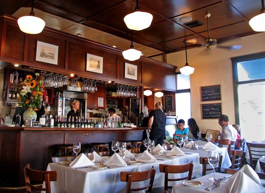 Ca'Dario, where the menu features Italian-style roasts of lamb, quail, chicken, beef and veal, is a great place to grab dinner before or after a UC Santa Barbara Arts & Lecture series event.