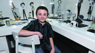 "Atticus Shaffer, perhaps best known as Brick Heck on ABC's ""The Middle,"" is a well-spoken, smart and interesting 14-year-old who would make any mother proud. He defies the traditional stereotype of a young teenager, with interests such as reading, learning and spending time with his family."