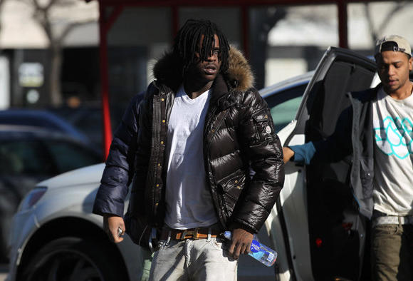 Chief Keef court appearance