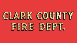 New Year's Day fire in Clark County 'suspicious'