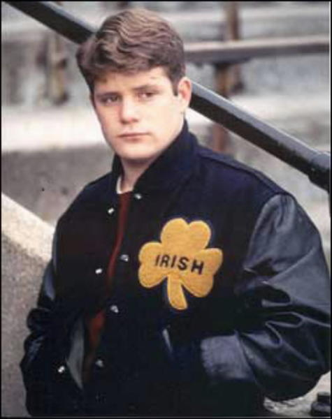 "The movie ""Rudy"" hits theaters. It's based on the real-life story of Daniel ""Rudy"" Ruettiger, an Illinois native and walk-on for Notre Dame who got a game-ending sack on the final play of his college career. The movie also marked the film debut of Vince Vaughn, who remains a huge Notre Dame fan. It also spawned infinite chants of ""Rudy! Rudy!"""