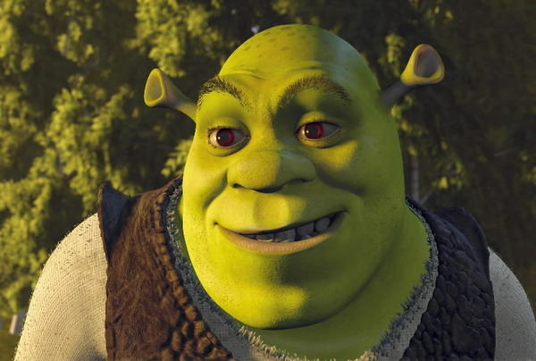 "The animated hit ""Shrek"" debuts in theaters. The filmmakers deny it, but according to urban legend, there are several visual references to Notre Dame in the movie. And no, it's not because Shrek's skin is as green as a four-leaf clover."