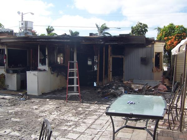 An early morning blaze that gutted a Delray Beach hookah lounge on Jan. 1, 2012 was being investigated as an arson, said a spokeswoman with the Florida Division of State Fire Marshal. The fire caused an estimated $70,000 in damages.