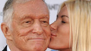 Hugh Hefner, Crystal Harris finally marry on New Year's Eve