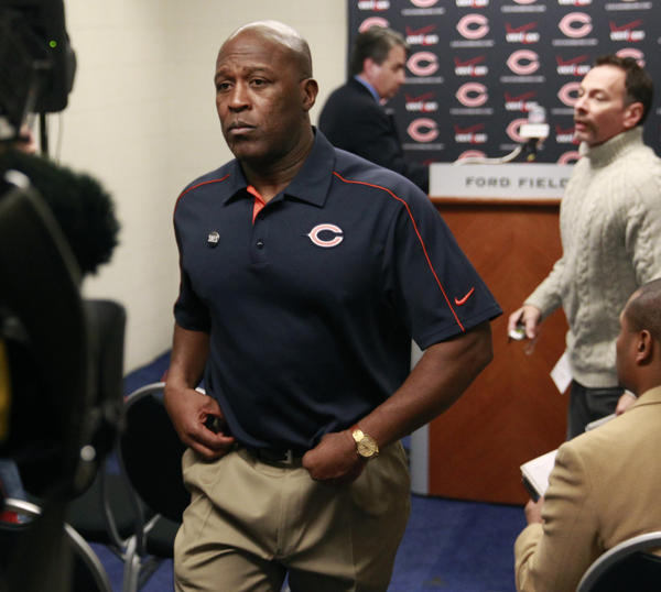 It probably wasn't all Lovie Smith's fault that the Bears were merely average during his time as head coach. He can partly blame the cold for making fans so irrational.