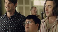 "A determined weepie, ""Any Day Now"" lives for such scenes as an adoptive parent being pulled away, screaming, from the child with Down syndrome whom he has come to know and love. The movie has heart and soul and a load of justifiable outrage. Here's what it doesn't have: nuance, dramatic specificity, an evocative sense of time (late 1970s-early '80s) or place (Los Angeles)."