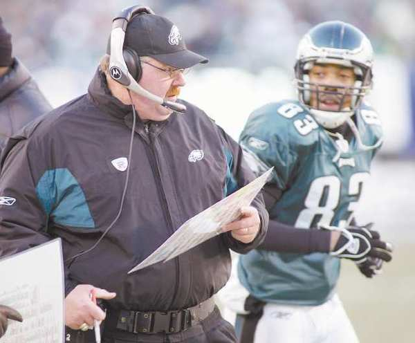 Former Glendale Community College football player and Philadelphia Eagles Coach Andy Reid has reportedly interviewed for the Kansas City Chiefs and Arizona Cardinals coaching positions.