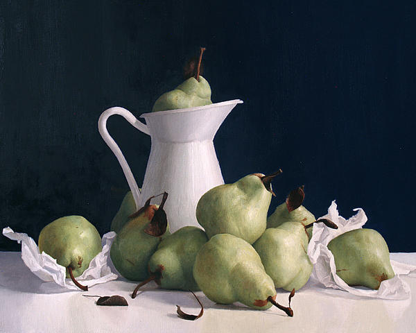 "Washington County Museum of Fine Arts presents ""Still Life: The Painted Image,"" an exhibit of realistic still life paintings by contemporary artists. The exhibit continues through Sunday, Jan. 30."