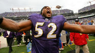 Ray Lewis regular-season statistics