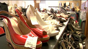 Danville consignment shops and thrift stores see high number of donations