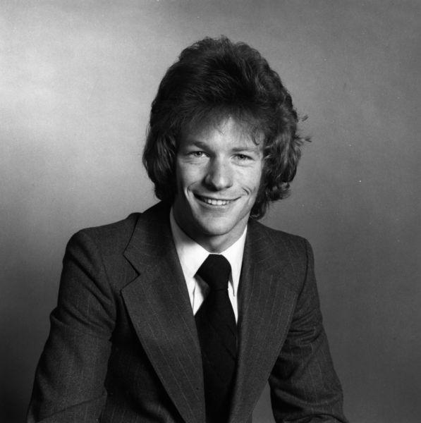 Comedian Jim Davidson in 1978.