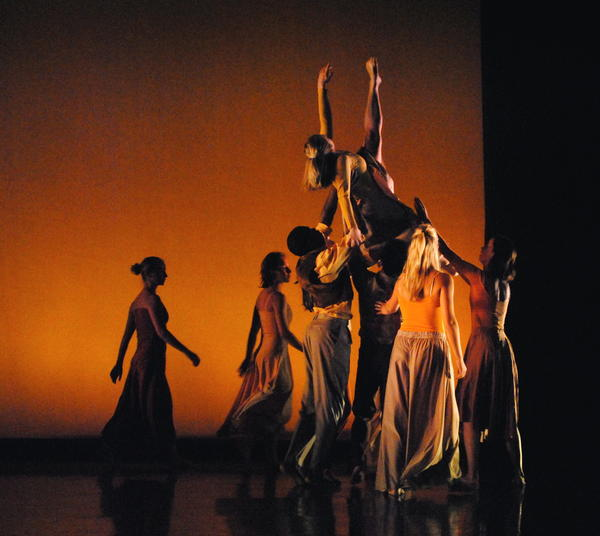 "The contemporary ballet ""Light/Dark"" will debut at the Gateway Center for the Arts."
