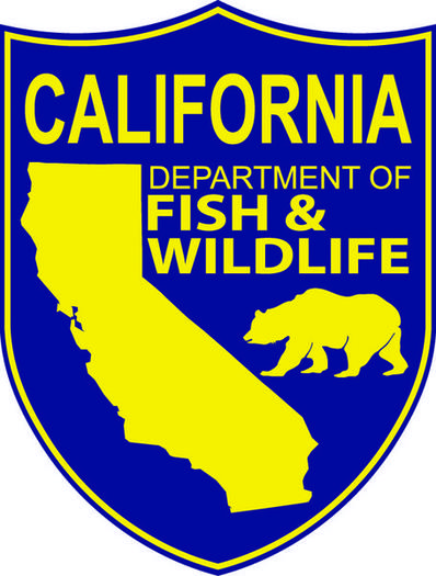 California Department of Fish and Game name change