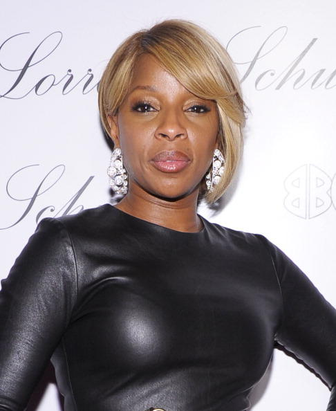 "Singer <a class=""taxInlineTagLink"" id=""PECLB000546"" title=""Mary J. Blige"" href=""/topic/entertainment/mary-j.-blige-PECLB000546.topic"">Mary J. Blige</a> is 40 today."
