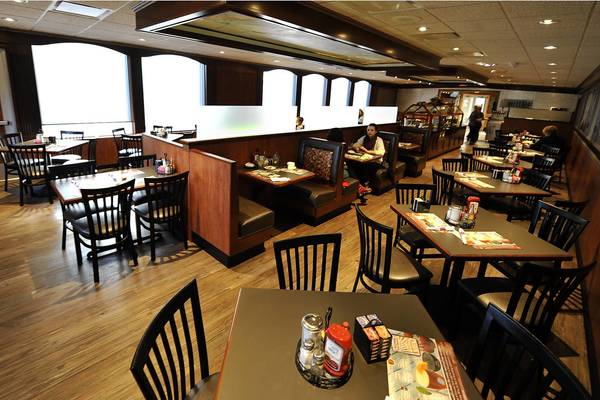 The Nazareth Diner recently reopened after extensive renovations and a freshened menu.