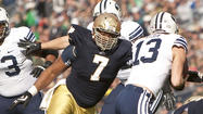 Notre Dame football: First down likely to establish game tone