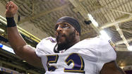 Credit Ray Lewis for walking away at the right time