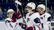 While the NHL and the players' association continue to exchange proposals in an effort to resolve their labor dispute and start a 48-game season by the league's Jan. 19 deadline, the world junior championships are winding toward a dramatic conclusion in Ufa, Russia.