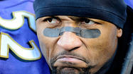 Sunday's playoff game against the Indianapolis Colts could be the last for one of the greatest linebackers in football history, but the Ray Lewis who will dance out of the tunnel at M&T Bank Stadium — that is, assuming he does play —- has not, this season, resembled the Ray Lewis of lore.