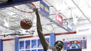 Morris Dunnigan's dunk over Curie's Cliff Alexander during the Condors' second-round victory against Joliet West in the Pontiac Holiday Tournament last week was good enough for ESPN to request the footage from High School Cube.