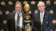 "— The bumper sticker for this year's Fiesta Bowl could be: ""They have only themselves to blame."""