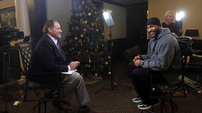 Will the next move by Ray Lewis be in front of a camera?