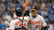 Despite intact bullpen, Duquette open to adding another reliever