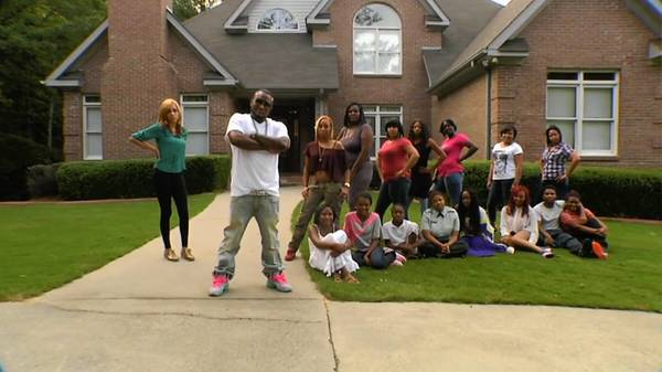 "Rapper Shawty Lo in an image from ""All My Babies' Mamas"" from YouTube."