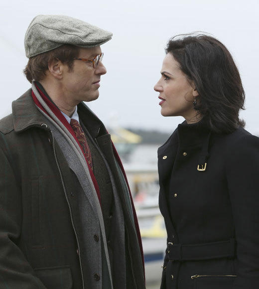 'Once Upon a Time' Season 2 pictures: Episode 10, titled The Cricket Game, airing Jan. 6.
