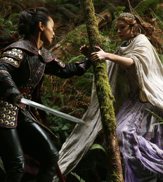 'Once Upon a Time' Season 2 pictures: Episode 8, titled Into the Deep, airing Sunday, Nov. 25.