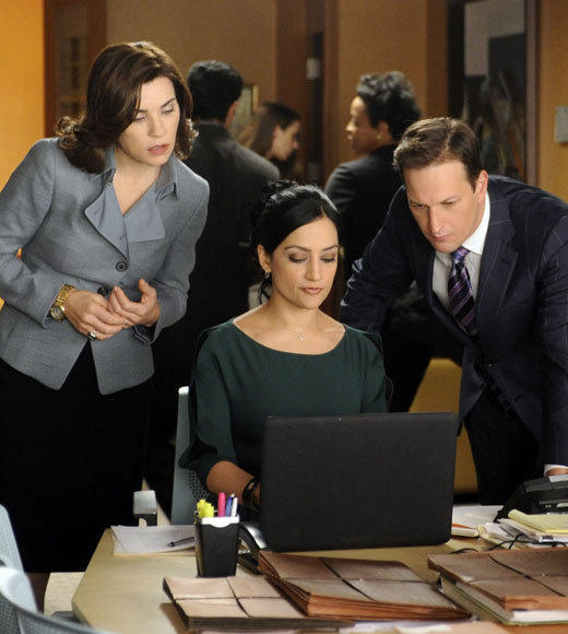 'The Good Wife' Season 4 photos: Episode 10, Battle of the Proxies.