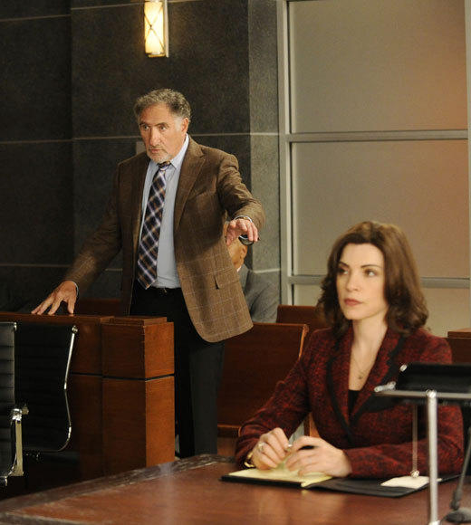 'The Good Wife' Season 4 photos: Episode 8, Here Comes the Judge.