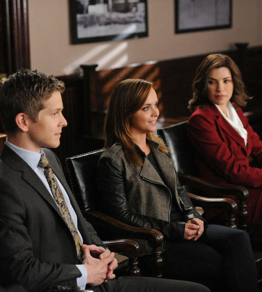 'The Good Wife' Season 4 photos: Episode 7, Anatomy of a Joke.
