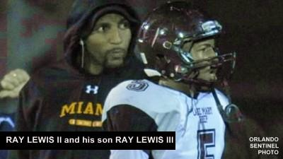 Future Hurricane ATH knows his father's decision means even mor…