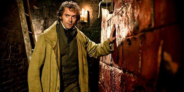 "Hugh Jackman as Jean Valjean in a scene from ""Les Miserables."""