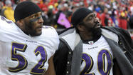Could Sunday also be Ed Reed's last home game with Ravens?