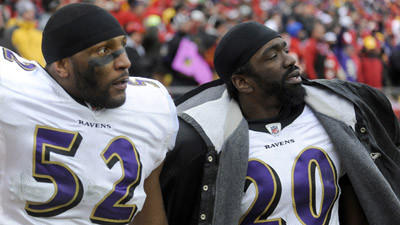 Could Sunday also be Ed Reed's last game with Ravens?