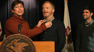 — If anyone thought gay marriage legislation would pass easily in Illinois, the initial hiccup Wednesday in the state Senate illustrated how hard-fought the issue is likely to be every step of the way.