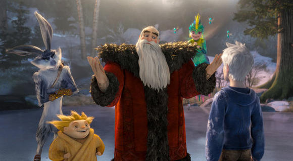 "DreamWorks Animation's ""Rise of the Guardians,"" which features a squadron of folk heroes, has been a dud at the box office."
