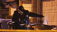 Police investigate West Side shooting. Nuccio DiNuzzo, Chicago Tribune
