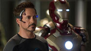 'Iron Man 3': May 3