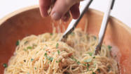 Mario Batali: A simple spaghetti is the perfect Rx for post-holiday food fatigue