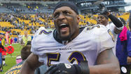 "Ravens linebacker Ray Lewis announced Wednesday that he would retire at season's end. He is <a href=""http://www.baltimoresun.com/sports/ravens/bs-sp-preston-ravens-ray-lewis-retires-0103-20130102,0,6707304.column"">one of the greatest linebackers to lace them up</a>. Here is what other media outlets are saying about Lewis this morning."