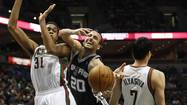 San Antonio Spurs vs. Milwaukee Bucks