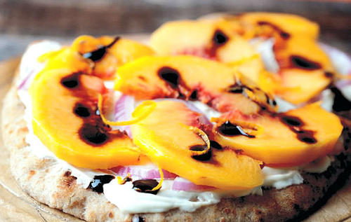 We do love our peaches around here. This is the second of our best of recipes to feature them prominently.