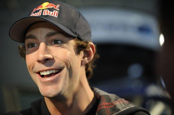 Travis Pastrana, shown in 2009, turned his sights on stock-car racing last year after making his name in motorcycle and rally car racing.