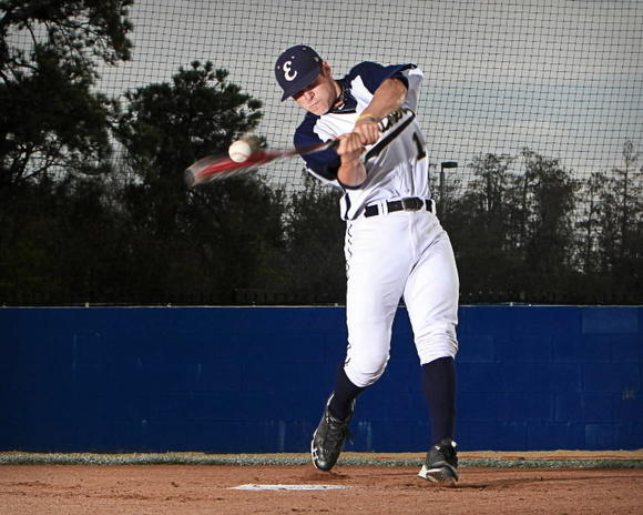 Eustis catcher Chris Okey will be one of the top players playing in the USA Baseball National High School Invitational this March in North Carolina (Joshua C. Cruey, Orlando Sentinel) (Feb. 4, 2012)
