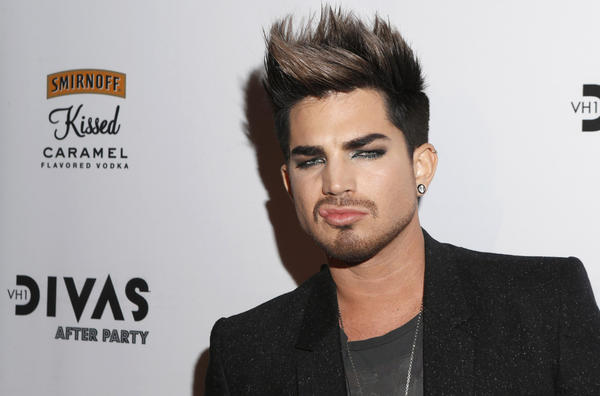 "Adam Lambert has a few things to say about the film version of ""Les Miz."""